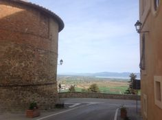 A view from Panicale, Umbria, Italy