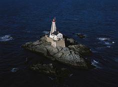 Gannet Rock, New Brunswick