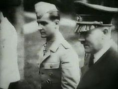 Hans Joachim Marseille and Adolf Hitler