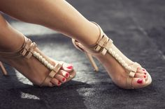 Uza Sandal by Lala Rudge.......