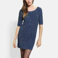Cooperative Marled Sweater Dress