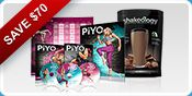 PiYo combines yoga and pilates into a low-impact, calorie blasting workout!  On sale for the month of July!  It is easy on the joints but don't think you won't be sweating or getting in cardio and strength training!  LOVE this workout!  Try it and get a free coach! www.beachbodycoach.com/jackiemillan27