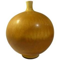 Fine and Large Berndt Friberg Vase