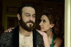الخديوي إسماعيل مع جاريته صوفيا