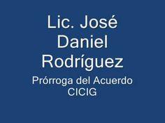 La Voz de la FCT Guatemala. Programa Nro. 16. Lic. José Daniel Rodríguez...