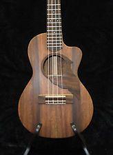 Solid Acacia Koa Tenor Ukulele Aquila String UTT- 4136