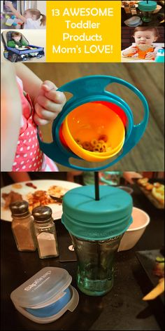 What unique products for those that have toddlers!  LOVE these ideas!!  http://involvery.com/13-awesome-toddler-products/