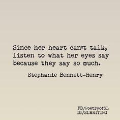 Stephanie Bennett-Henry #stephaniebennetthenry #slwords #slwriting  facebook.com/PoetryofSL instagram.com/slwriting