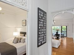 Stunning Sunday: The Queenslander Style At Home, Queenslander House, Interior Paint, Interior Design, Home Suites, Street House, Entry Hall, Home Renovation, My Dream Home