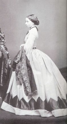 Alice was christened on June 2nd, 1843. Her godparents were: Ernest I of Hannover, Feodora of Leiningen, Ernest II of Saxe-Coburg and Gotha and Sophia Matilda of Gloucester.