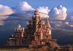 Kizhi, Russia