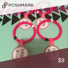 MATTE PINK LOKAI Pick your size. Brand new & authentic Lokai Jewelry Bracelets