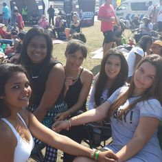 My girls #durbanday #allsmiles #instagood #igers #nofilter
