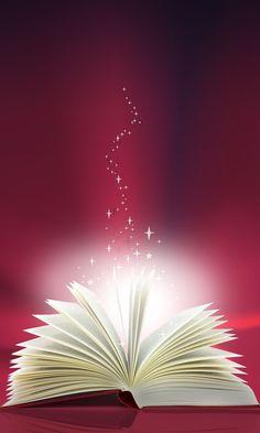 The magic of books Book Wallpaper, Flower Phone Wallpaper, Cute Wallpaper Backgrounds, Cellphone Wallpaper, Pretty Wallpapers, Colorful Wallpaper, Nature Wallpaper, Screen Wallpaper, Book Background