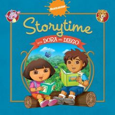 Storytime with Dora and Diego (Dora the Explorer and Go, Diego, Go!) by Various. $10.39. 192 pages. Series - Dora the Explorer and Go, Diego, Go!. Reading level: Ages 3 and up. Publisher: Simon Spotlight/Nickelodeon (April 7, 2009). Save 20% Off!