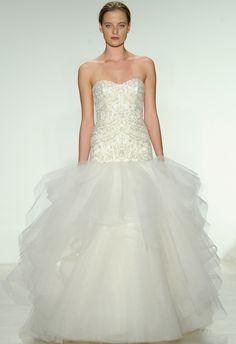 Kenneth Pool Spring 2014 Wedding Dresses