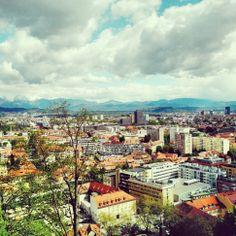 InstaTour Slovenia - Ljubljana