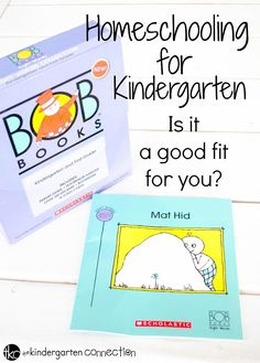 Is Homeschooling Kindergarten a Good Fit for You?