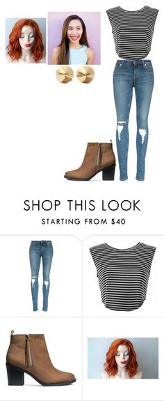 """Hanging out with Eva"" by madeinchina03 ❤ liked on Polyvore featuring H&M and Eddie Borgo"