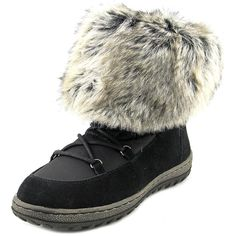 Wanderlust Liv Women W Round Toe Synthetic Snow Boot -- Visit the image link more details.