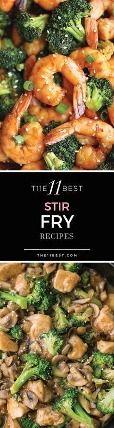 The 11 Best STIR FRY RECIPES