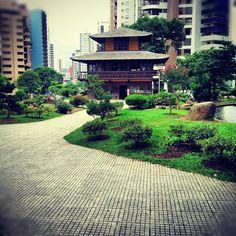 Japan Square in Curitiba - Brazil
