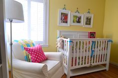 Project Nursery - Yellow Nursery