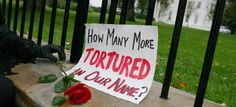Who's Afraid of the Torture Report?  Multiple government agencies are doing their best to ignore a 6,900-page elephant in the room: a mammoth report, authored by the Senate Intelligence Committee, detailing the horrors of the CIA's post-9/11 torture program.' Ashley Gorski and Noa Yachot, ACLU
