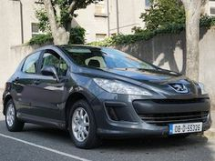 2008 Peugeot 308 1 6 Diesel Nct 07 2020 Taxed Until 12 19 Only