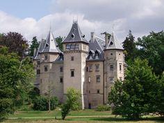 Zamek w Gołuchowie, Poland