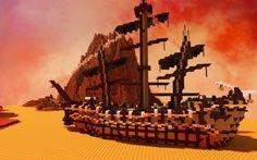 fantasy-minecraft-lava-boat