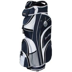 Tour Edge Navy Max-D Cart Golf Bag | Overstock.com Shopping - Top Rated Tour Edge Carry/Stand Bags