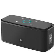 Haut-parleurs Portable Bluetooth: Haut-parleur Sans fil portable Bluetooth- Pour faire la fête, se promener à l'extérieur, en camping, en…