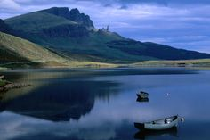 Outdoor lovers' playground - Storm rock formation, Isle of Skye - Lonely Planet