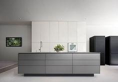Wood Floor Texture, High End Kitchens, Küchen Design, Living Room Kitchen, Kitchen Styling, Interior Design Kitchen, Sweet Home, Kitchen Cabinets, House