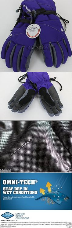 Gloves and Mittens 105559: New Womens Columbia Whirlibird Omni-Heat Waterproof Ski Winter Snow Glove -> BUY IT NOW ONLY: $41.95 on eBay!