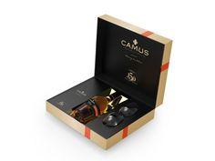Camus Cognac by Bertrand Besnard, via Behance