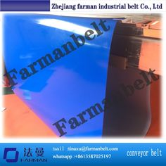 165.00$  Watch here - http://ali3hh.worldwells.pw/go.php?t=32702580186 - Customized blue pvc conveyor belt for food industry