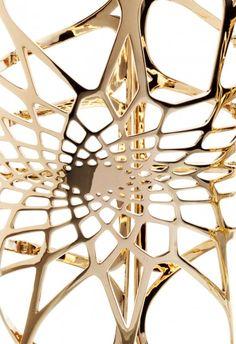 Zaha Hadid extends Silene jewellery line for Aziz and Walid Mouzannar – Zaha Hadid Architects