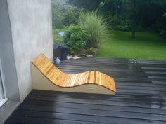 Design Pallet Garden seats