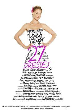 Locandina film - 27 dresses