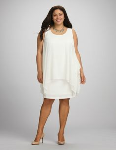 Plus Size Textured Overlay Dress Look Plus Size, Plus Size Women, Plus Size Gowns, Plus Size Outfits, Elegant Outfit, Elegant Dresses, Grunge Outfits, Fashion Outfits, Curvy Dress
