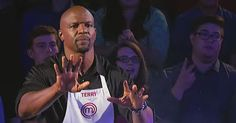 MasterChef Celebrity Showdown's competition between actors Terry Crews and Boris Kodjoe takes a scary turn — watch Us Weekly's exclusive sneak peek from the Fox special, airing Monday, Jan. 18