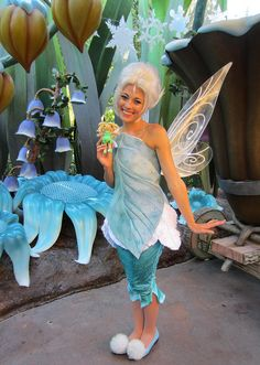 Periwinkle with Mini-Tinker Bell