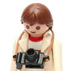 playmobil fotograaf van de week