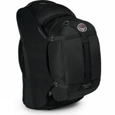 Backpacks - Men's Osprey Waypoint 80 Travel Pack - Slate Grey