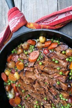 Braised Brisket Stew