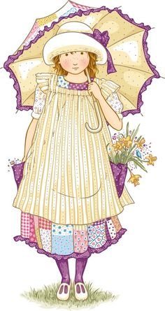 Holly Hobbie - dress idea for Bridget Hobbies For Women, Hobbies To Try, Hobbies That Make Money, Great Hobbies, Holly Hobbie, Pintura Country, Hobby Horse, Illustrations, Cute Illustration