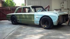 Features - Vintage Stock Cars for the street...   Page 12   The H.A.M.B.