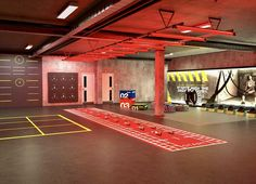 Gym Design, Basketball Court